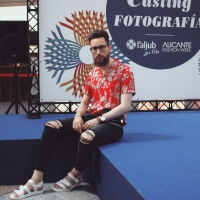 "Look Spring-summer hombre con riñonera ""Casting"" AFWMAG"